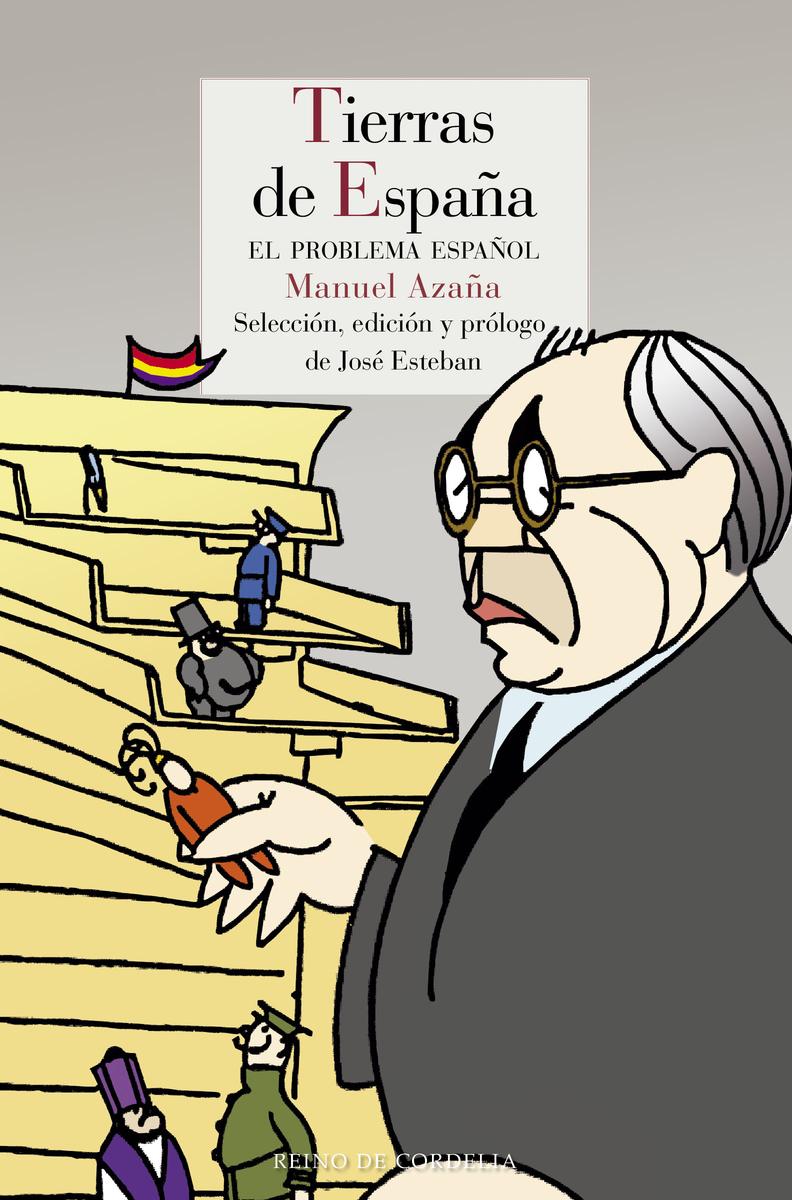 TIERRAS DE ESPAñA: portada