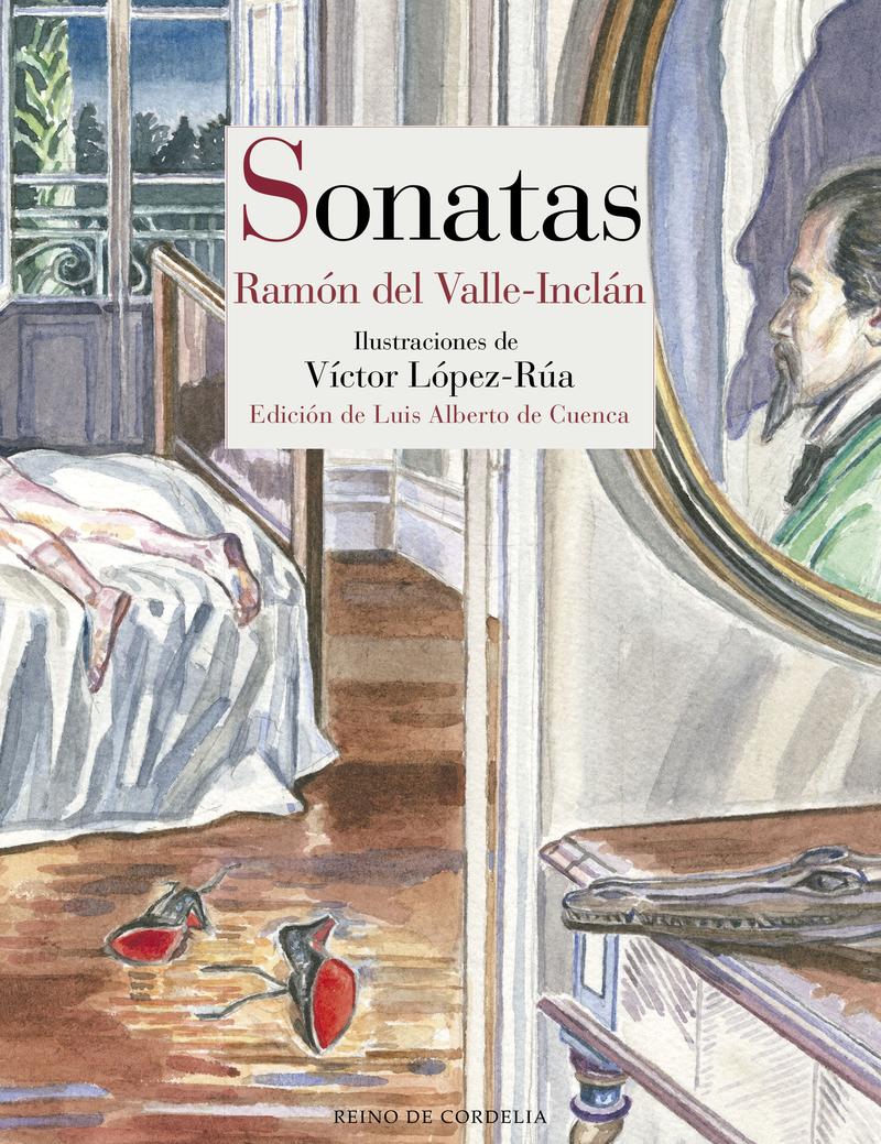 SONATAS (PRIMAVERA - ESTíO - OTOñO - INVIERNO): portada