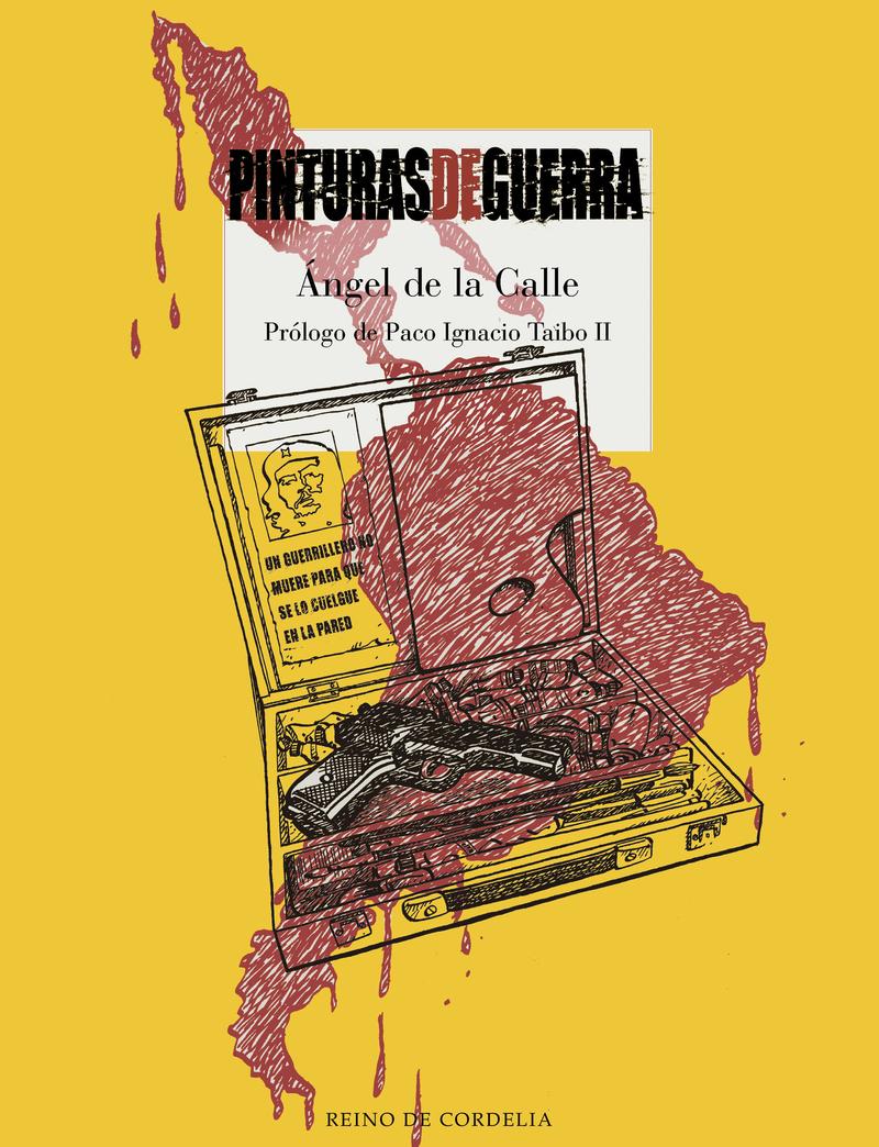 PINTURAS DE GUERRA: portada