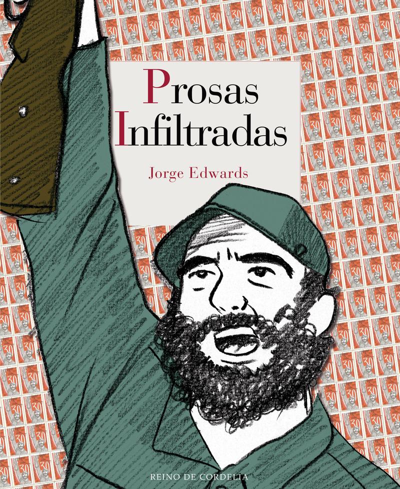 PROSAS INFILTRADAS: portada