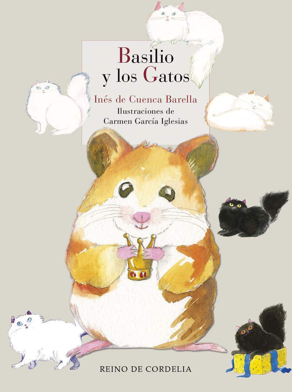 BASILIO Y LOS GATOS: portada