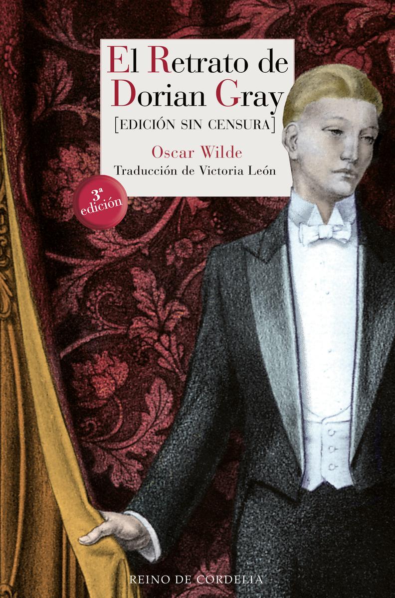 EL RETRATO DE DORIAN GRAY: portada