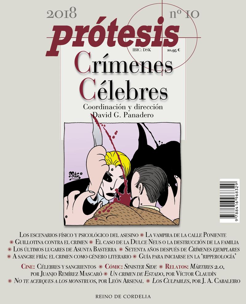 CRíMENES CÉLEBRES: portada