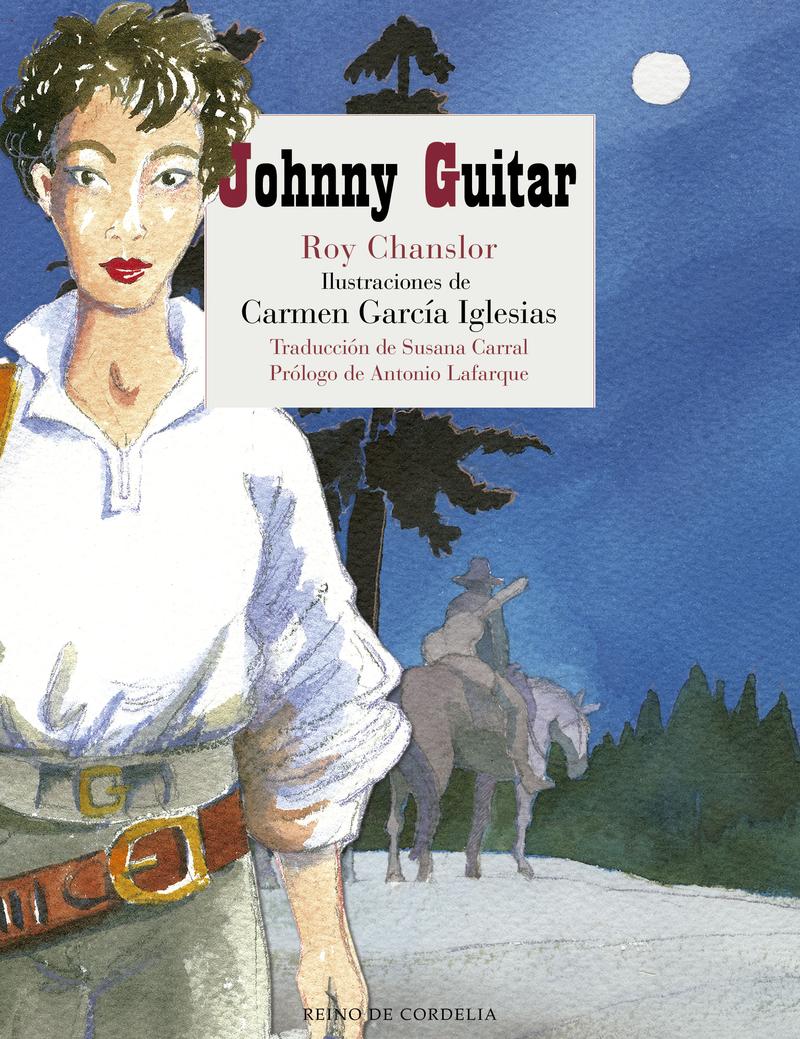 JOHNNY GUITAR: portada