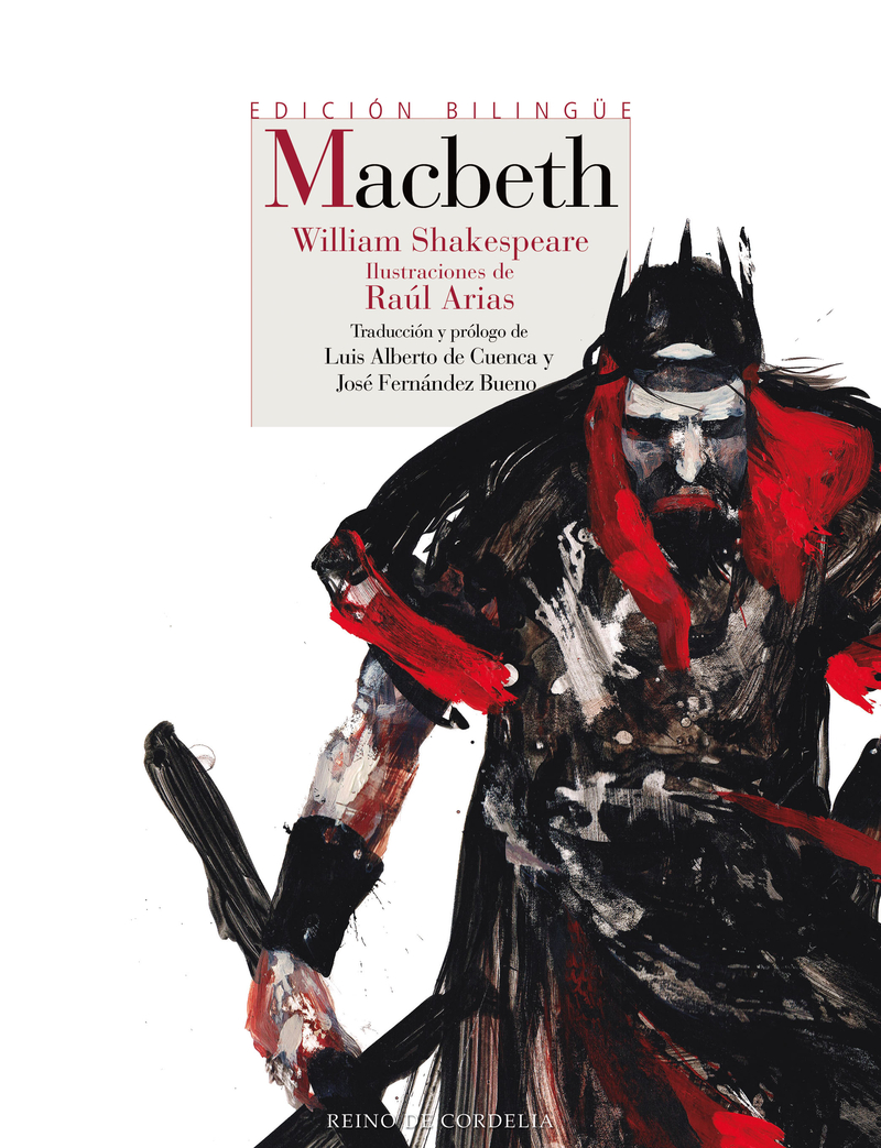 MACBETH (NE): portada
