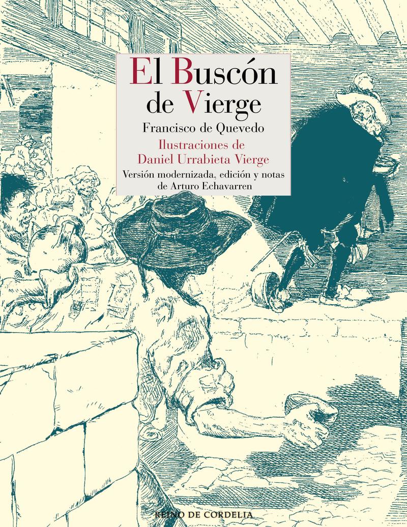 EL BUSCóN DE VIERGE: portada
