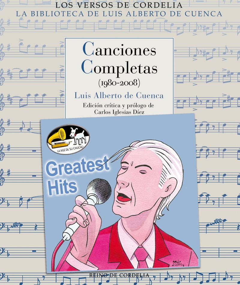 CANCIONES COMPLETAS (1980-2008): portada