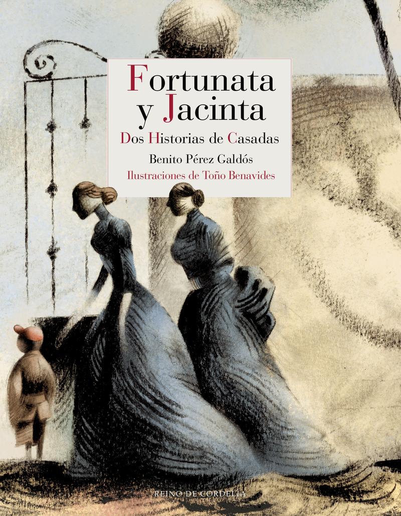 FORTUNATA Y JACINTA (Tomos I y II): portada