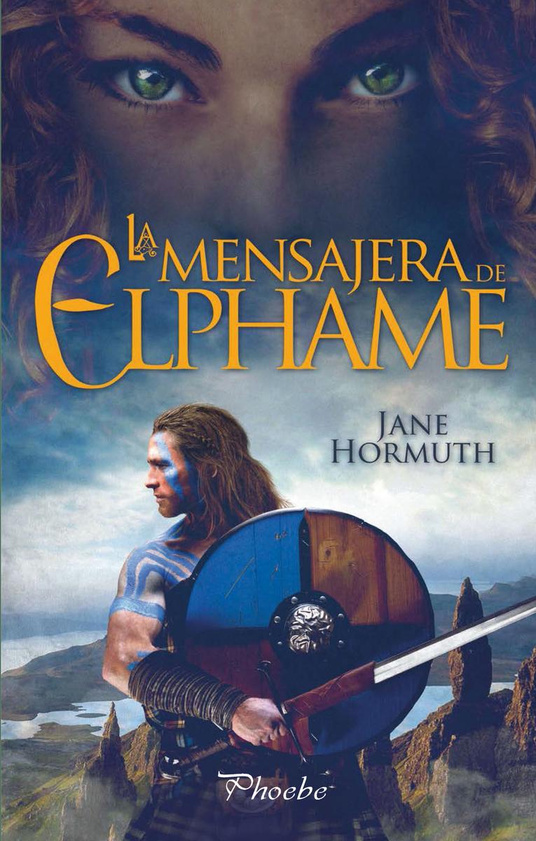 La mensajera de Elphame: portada