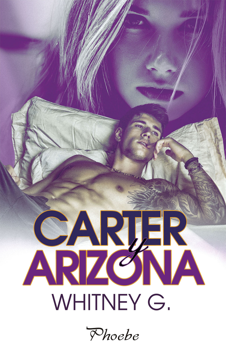 Carter y Arizona: portada