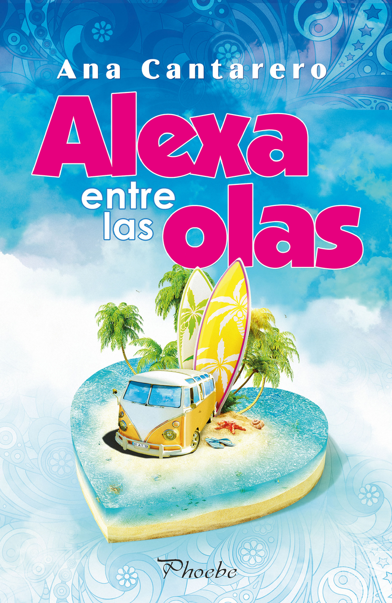 Alexa entre las olas: portada