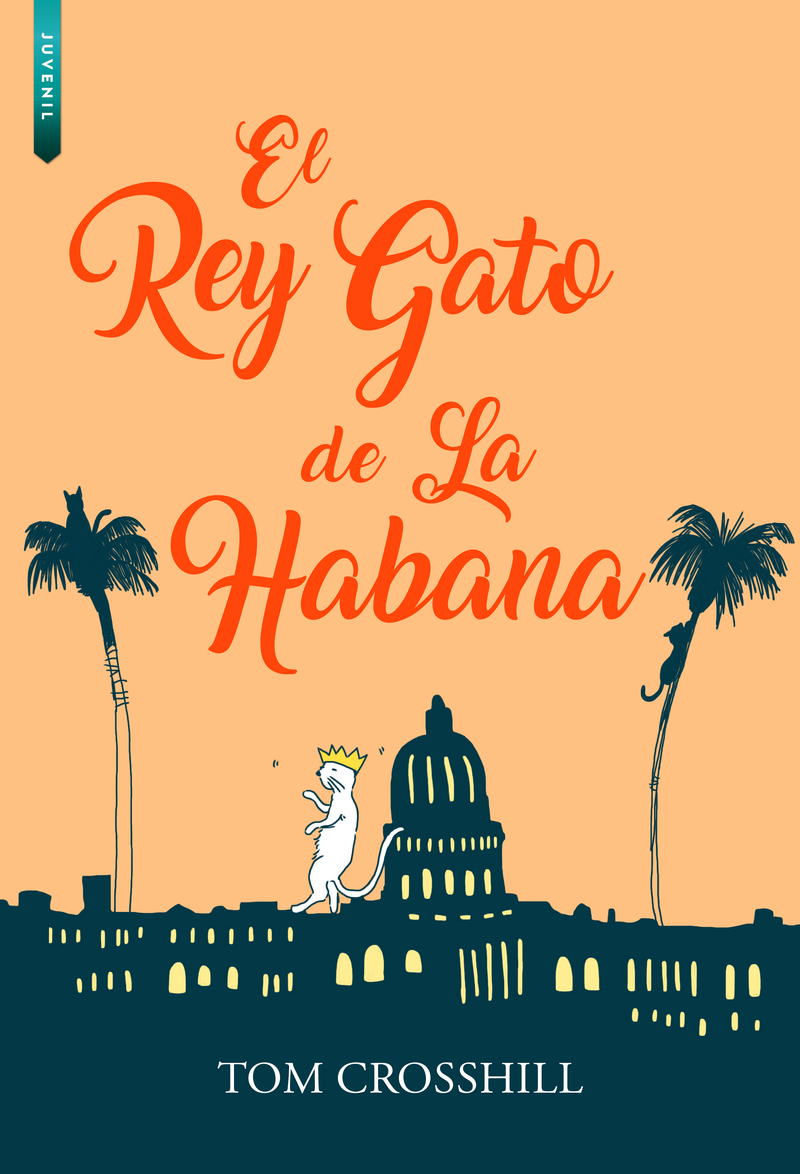 EL REY GATO DE LA HABANA: portada