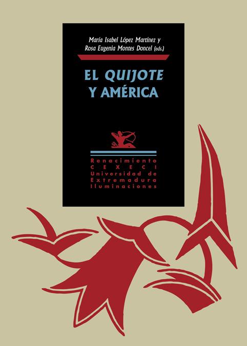 El Quijote y América: portada