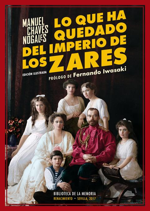 Lo que ha quedado del imperio de los zares: portada