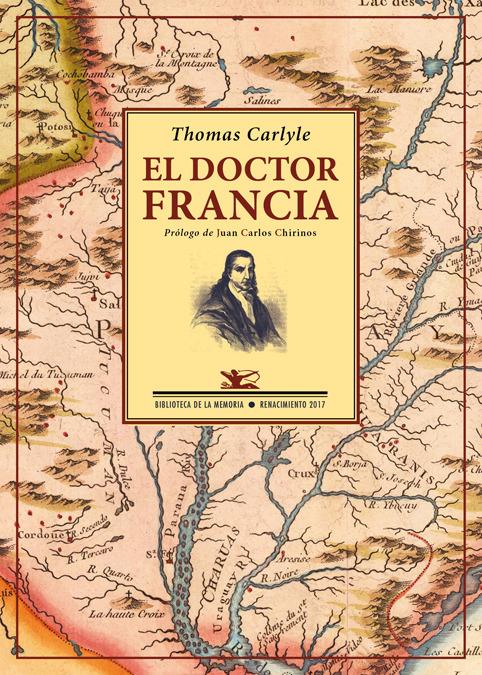 El doctor Francia: portada