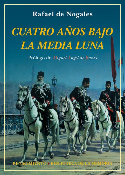 Cuatro años bajo la Media Luna: portada