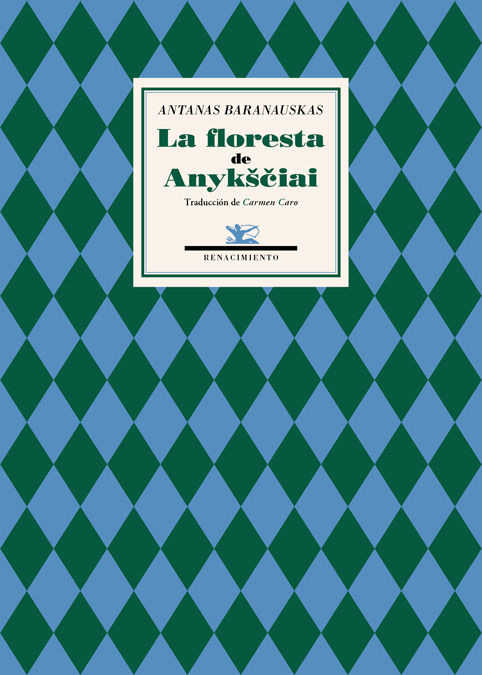 La floresta de Anykšciai: portada