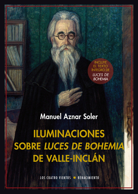 Iluminaciones sobre Luces de bohemia de Valle-Inclán: portada