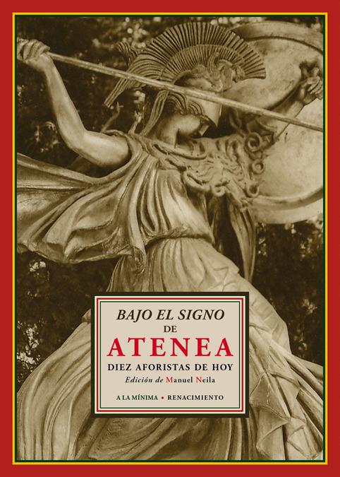 Bajo el signo de Atenea: portada