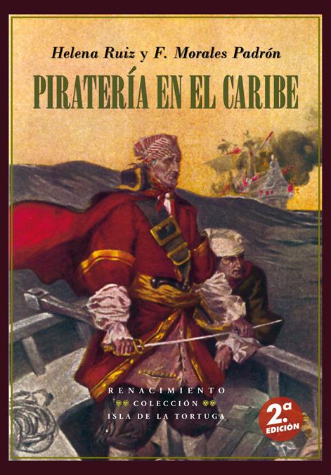 Piratería en el Caribe 2ª edición: portada