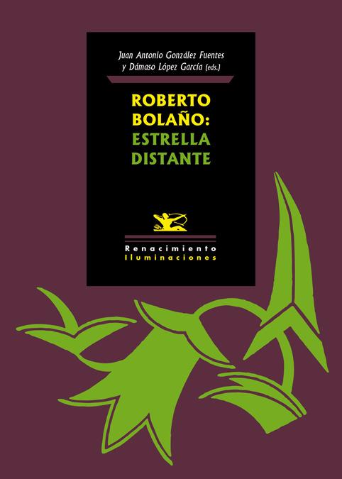 Roberto Bolaño: Estrella distante: portada