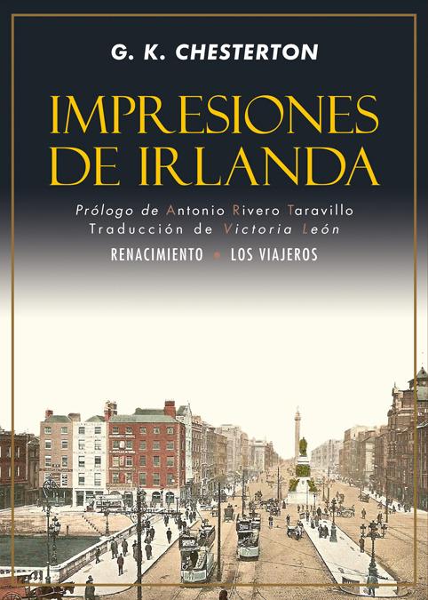 Impresiones de Irlanda: portada