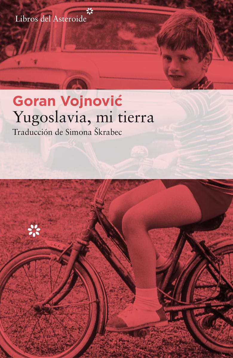 YUGOSLAVIA, MI TIERRA: portada