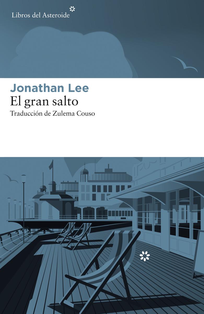 EL GRAN SALTO: portada