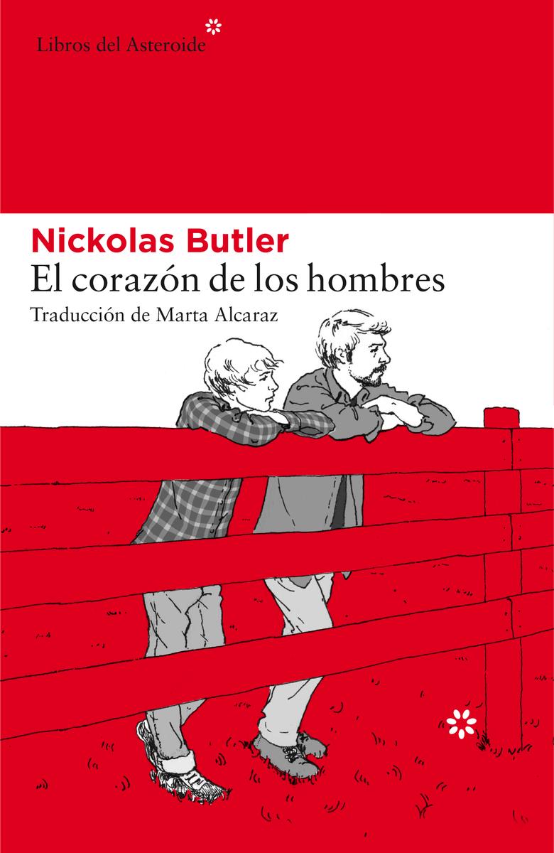 EL CORAZÓN DE LOS HOMBRES: portada
