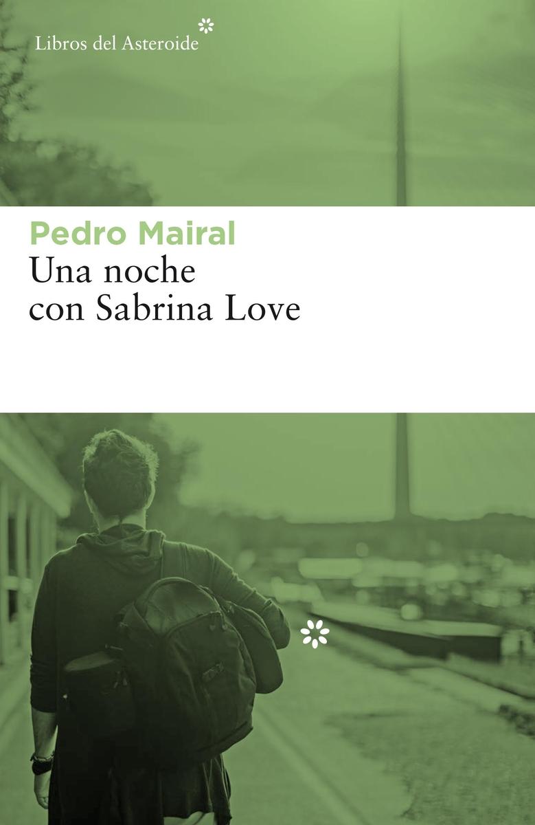 UNA NOCHE CON SABRINA LOVE: portada