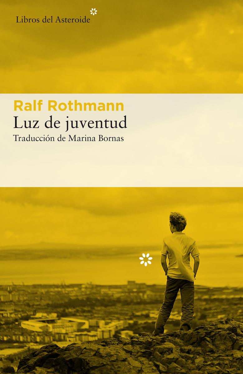 LUZ DE JUVENTUD: portada