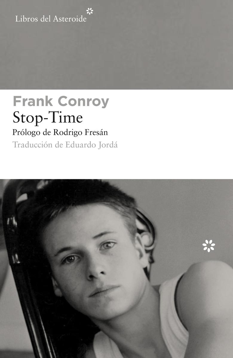 STOP-TIME: portada