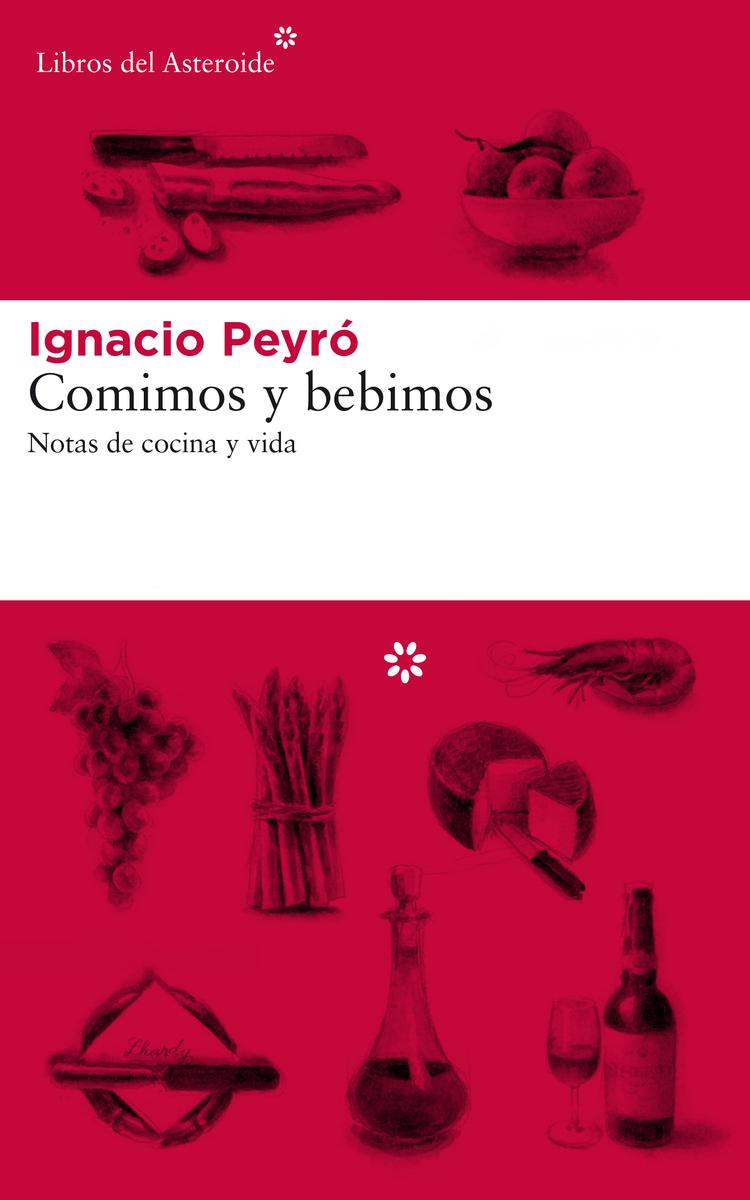 COMIMOS Y BEBIMOS: portada