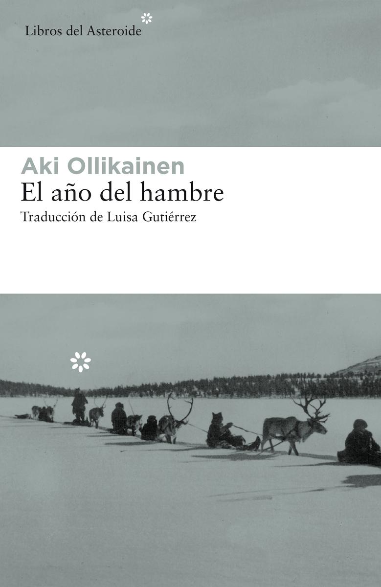 EL AÑO DEL HAMBRE: portada