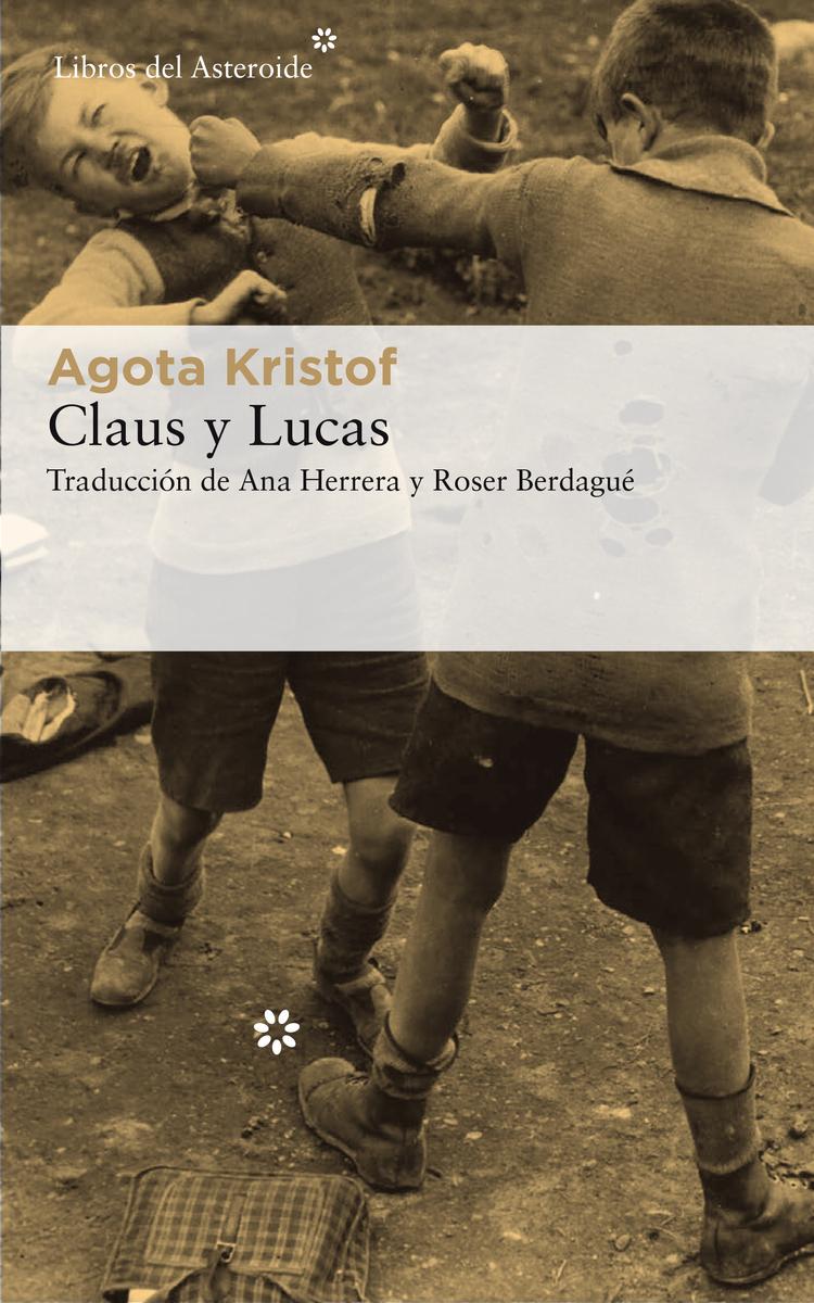 CLAUS Y LUCAS: portada