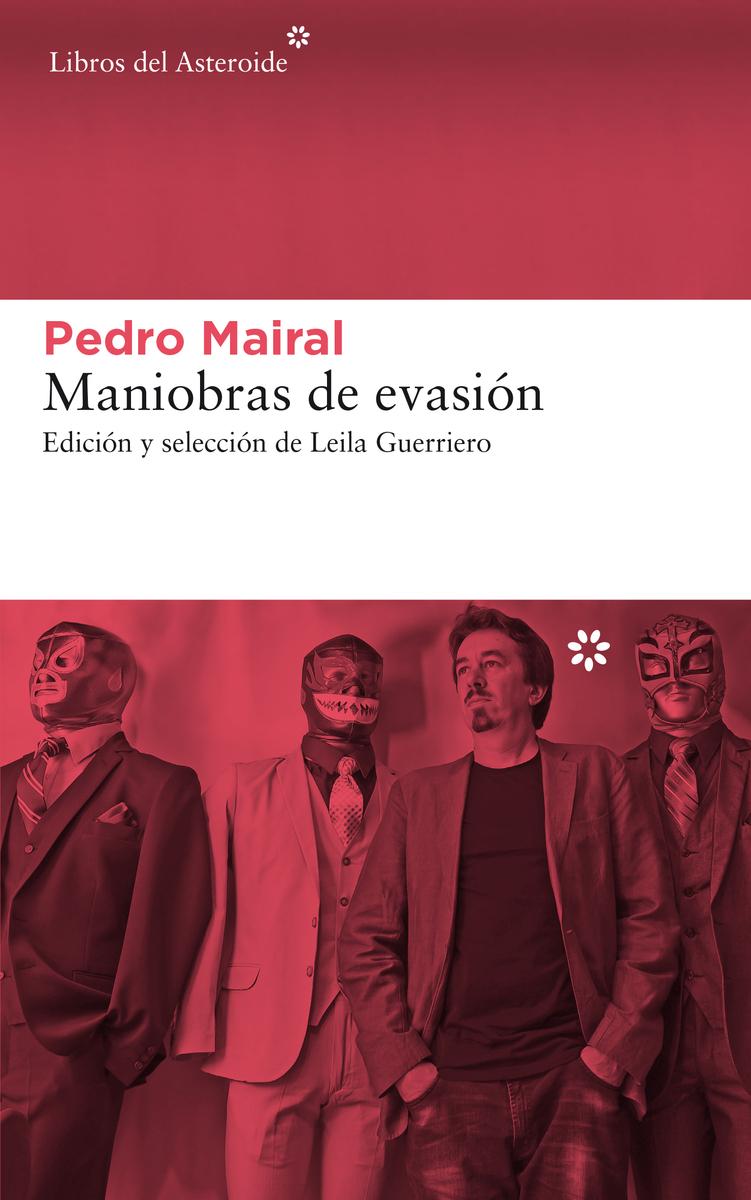 MANIOBRAS DE EVASIÓN: portada