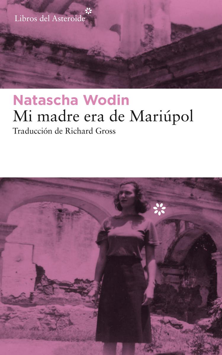 MI MADRE ERA DE MARIÚPOL: portada