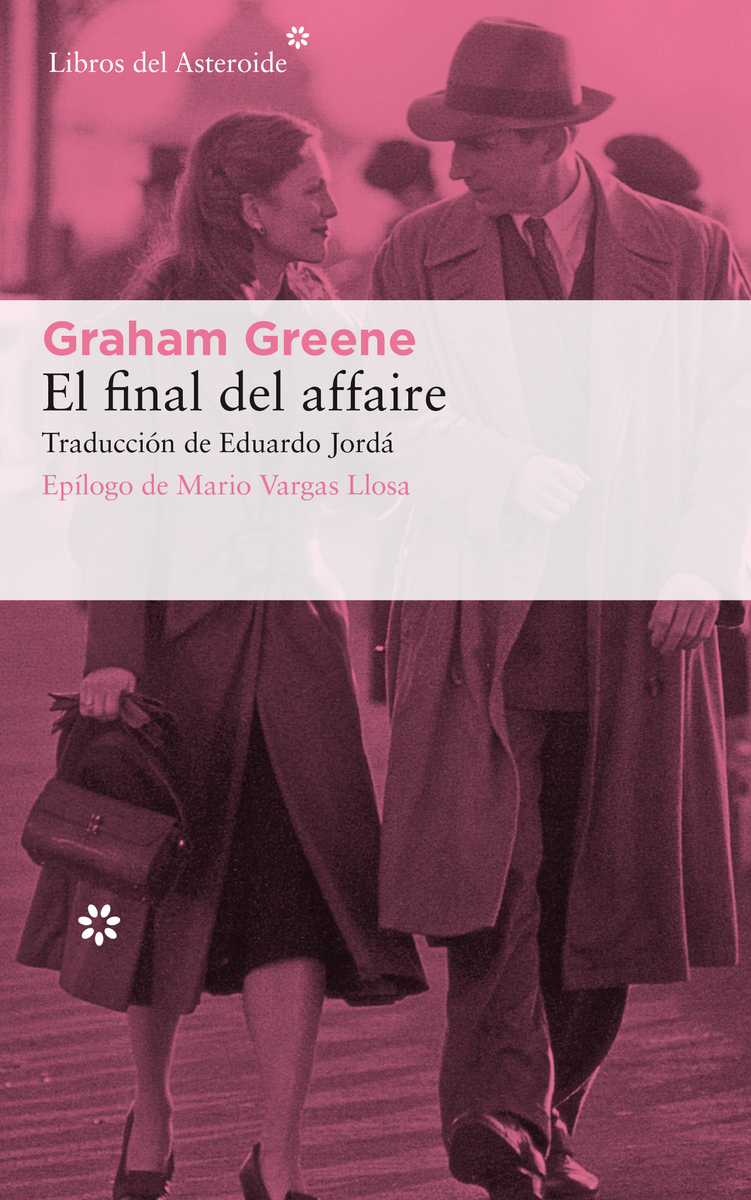 EL FINAL DEL AFFAIRE: portada