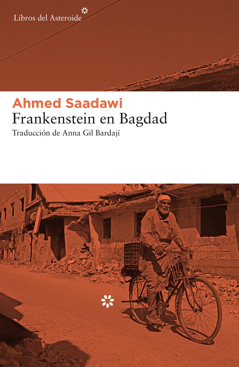 FRANKENSTEIN EN BAGDAD: portada