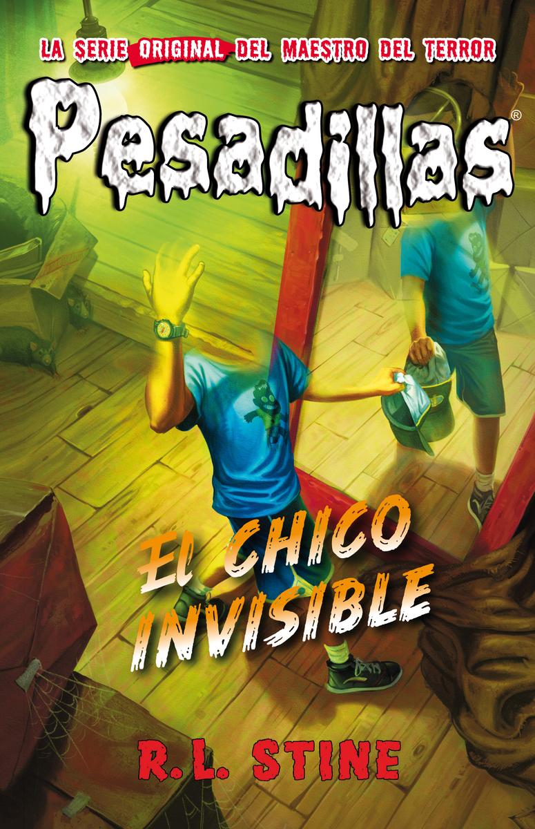 El chico invisible: portada