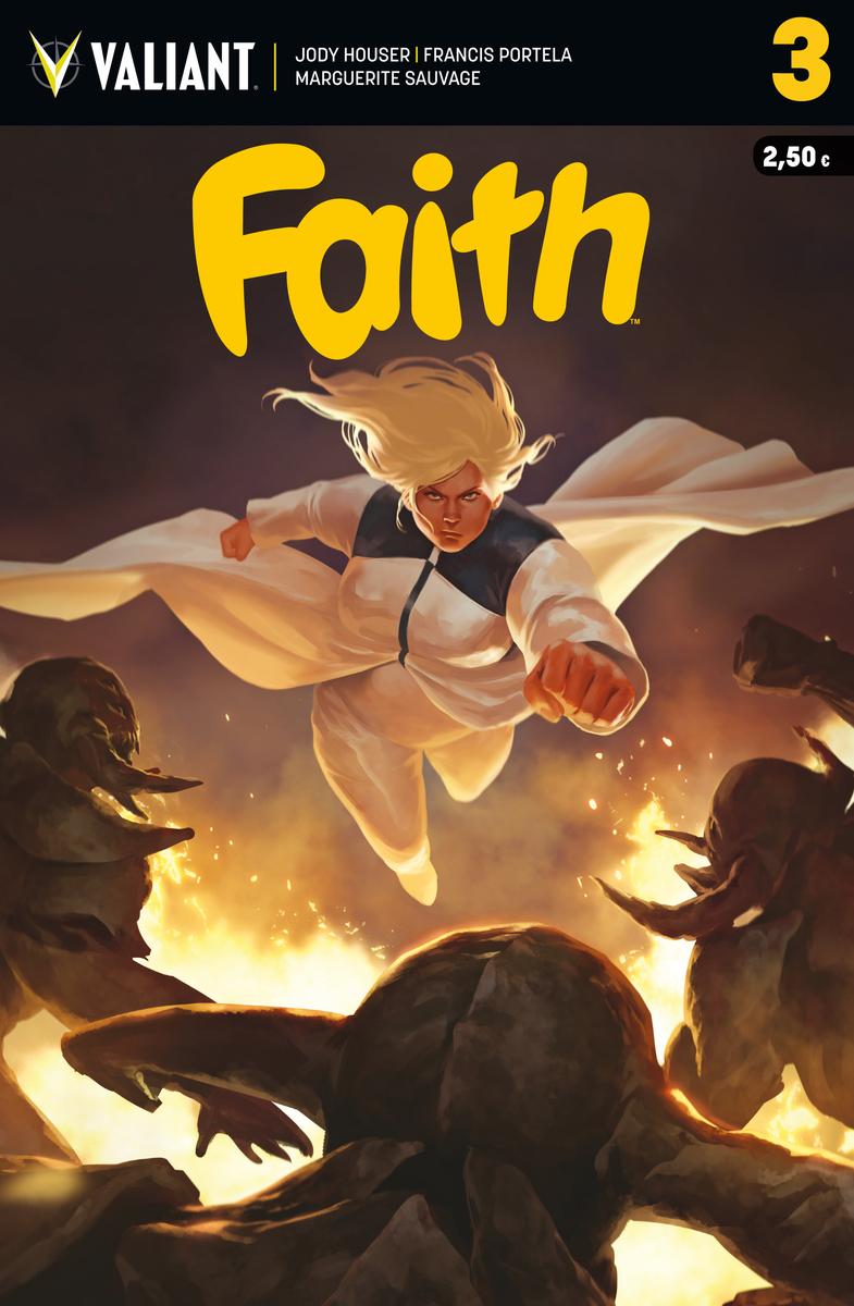 FAITH 3: portada