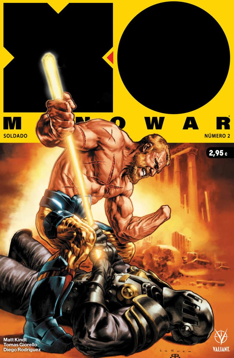 XO MANOWAR 2: portada