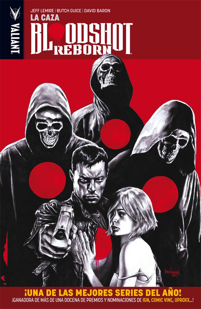Bloodshot Reborn 2: portada