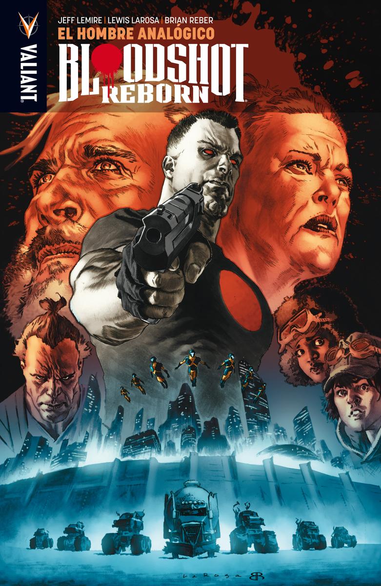 Bloodshot Reborn 3: portada