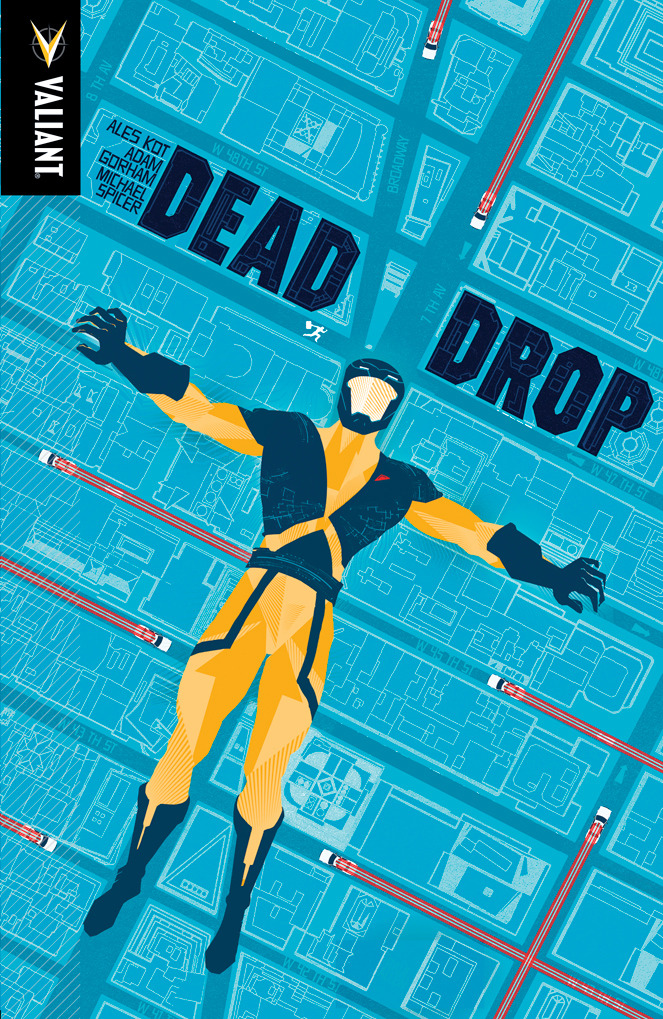 Dead Drop: portada