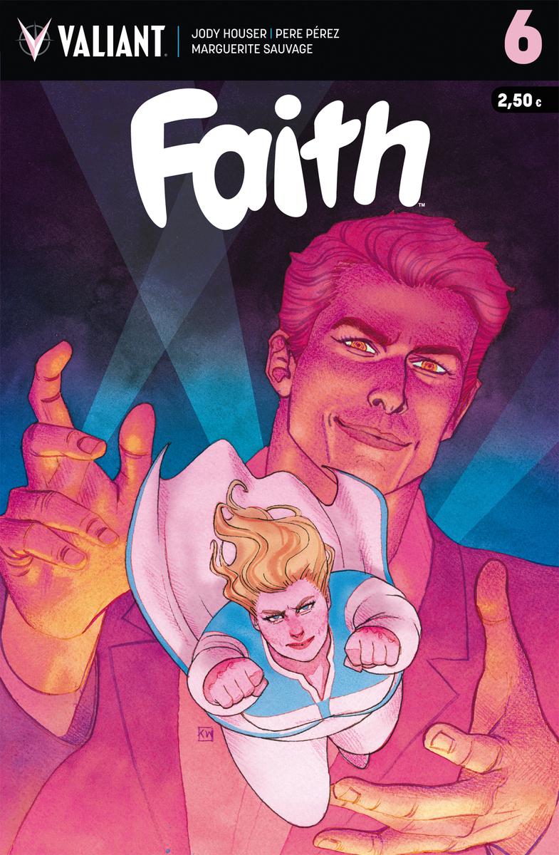 FAITH 6: portada