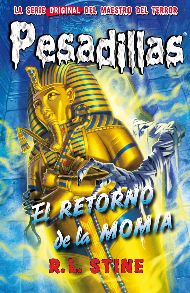 El retorno de la momia: portada