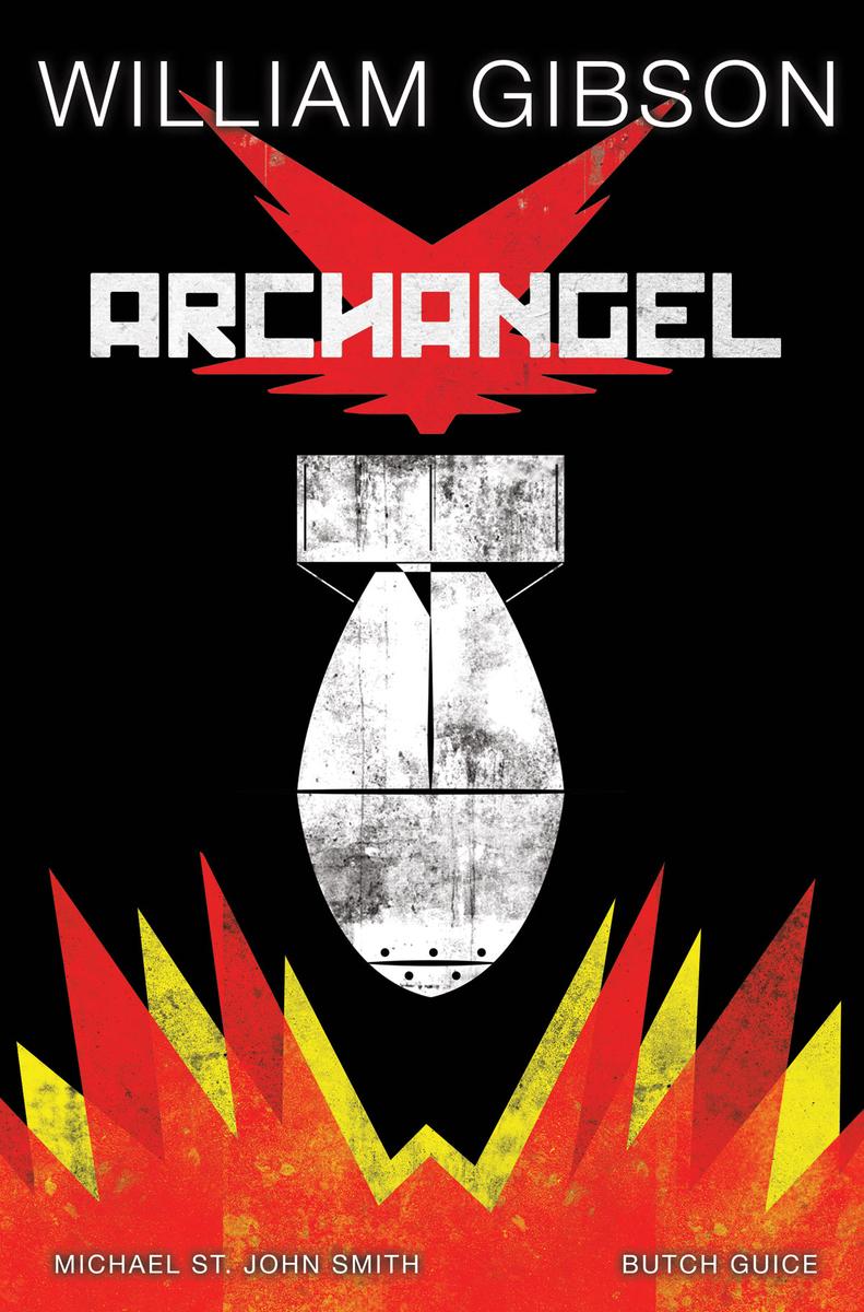 Archangel: portada