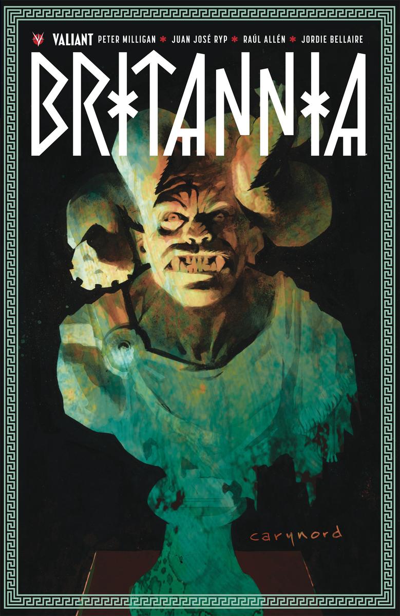 Britannia: portada