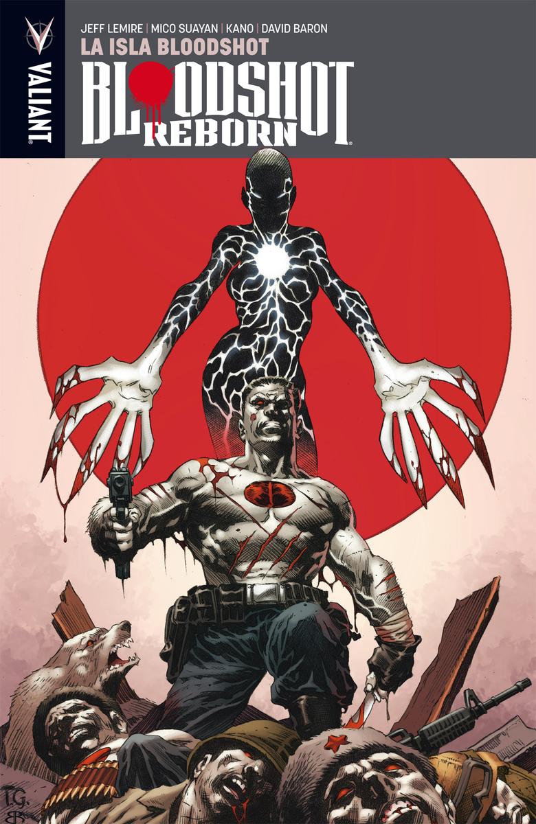 Bloodshot Reborn 4: portada